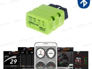 New ELM327 Bluetooth OBDII OBD2 Auto Car Code Reader Diagnostic Scanner Tool