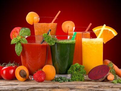 Benefits of Fresh Juice
