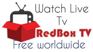 RedBox TV Live TV App