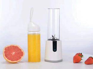 Wholesale Portable USB Electric Plastic Juicer Cup