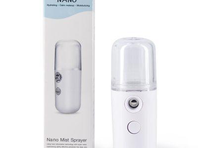 Nano Mist Alcohol Sprayer Mini USB Rechargeable