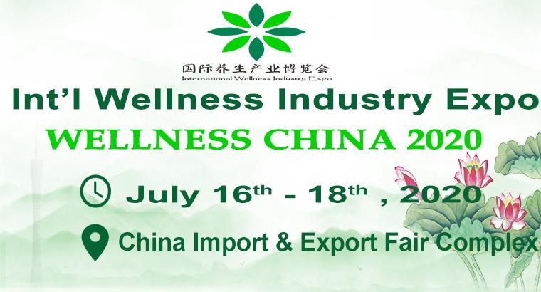 Asia Wellness Expo 2020
