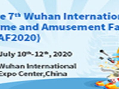 The 7th Wuhan International Game and Amusement Fair