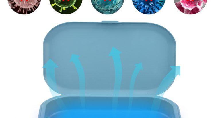 UV Disinfector Box Sterilizer for mobile phone