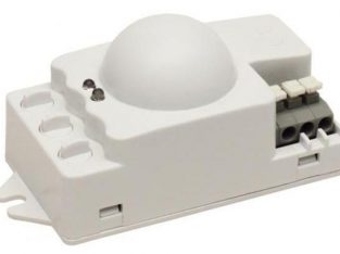 Microwave Motion Sensor Energy Saving Switch 110V