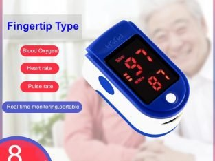 Pulse Oximeter LED Screen