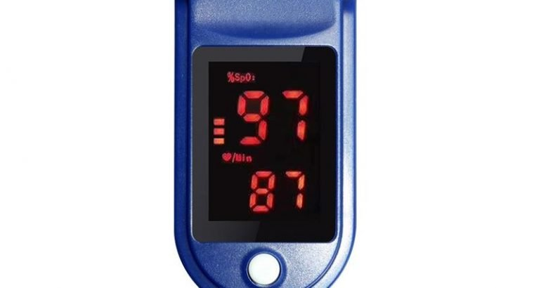 Pulse Oximeter LED Screen