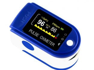 Pulse Oximeter TFT Screen