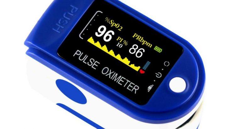 Pulse Oximeter TFT Screen