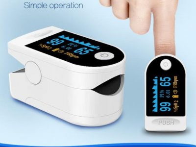 Pulse Oximeter OLED Screen