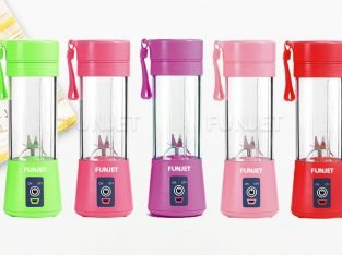 Portable blenders with six blades
